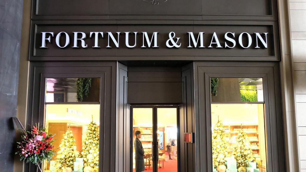【尖沙咀美食】英國Fortnum & Mason香港店開幕  望維港景歎下午茶/精品率先睇