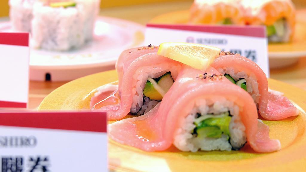 【荔枝角美食】日本No.1平價迴轉壽司Sushiro壽司郎 香港第3間分店進駐荔枝角