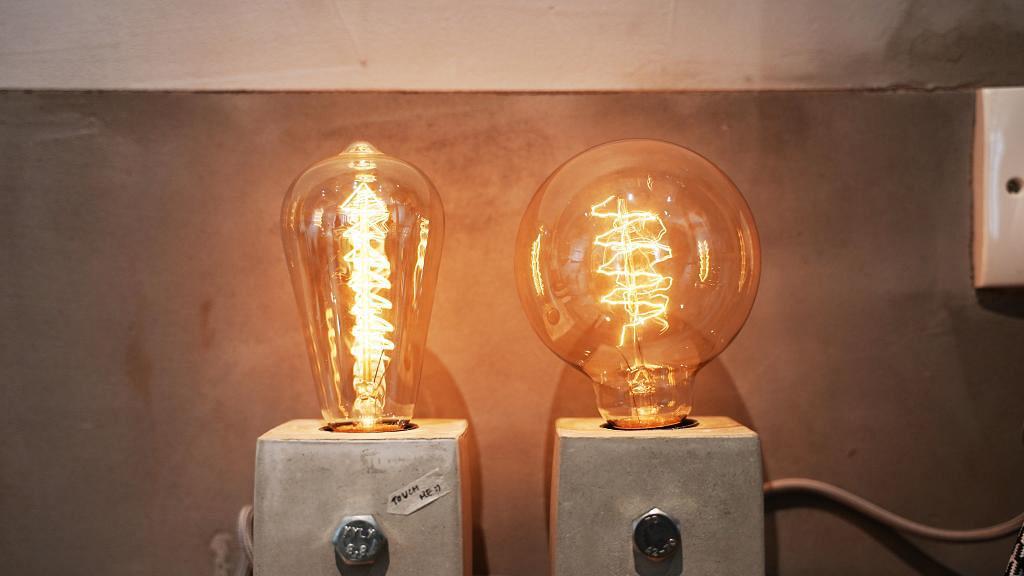 【觀塘好去處】富士山水泥枱燈DIY工作坊 親手整型格工業風碟/杯墊/小櫈