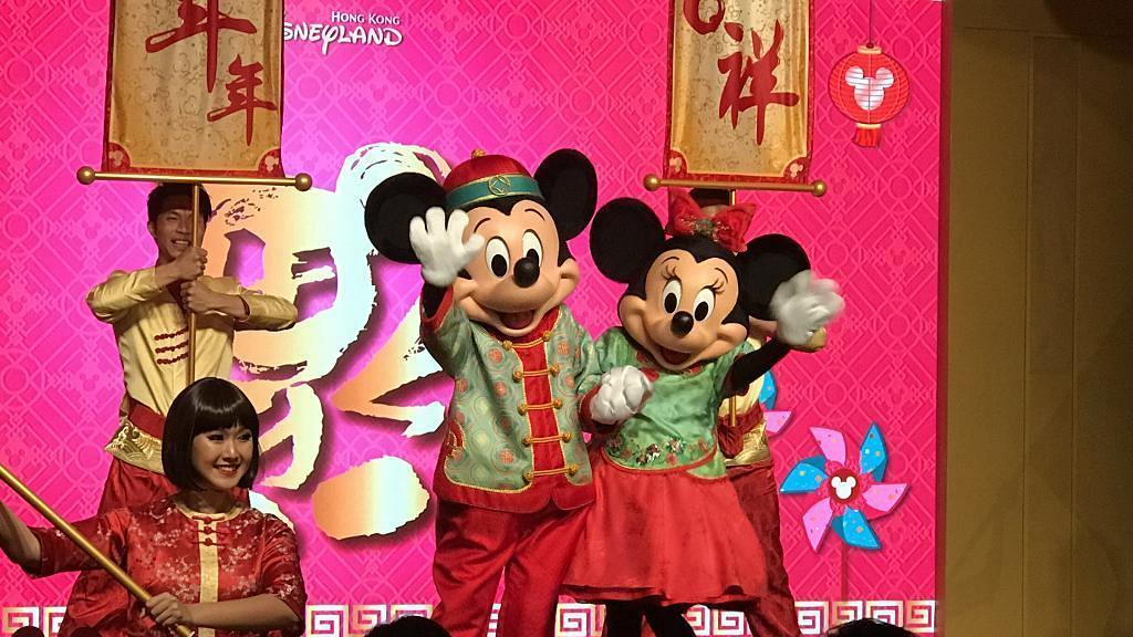 【新年2020】迪士尼卡通賀年新裝登場 情人節櫻花+新春商品率先睇