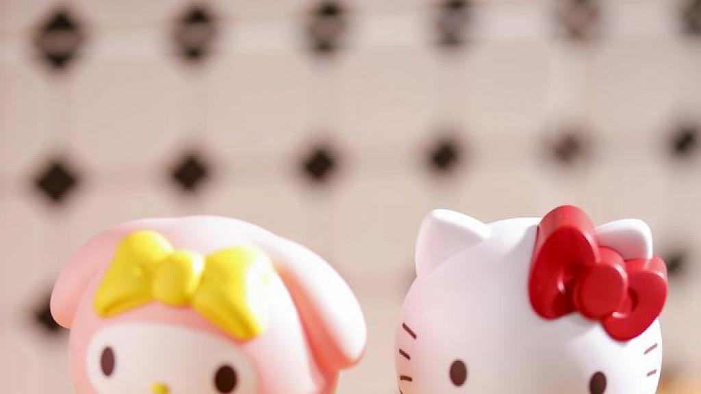 7-Eleven便利店免費送Sanrio玻璃焗盤!加推限量版立體公仔玻璃樽+珪藻土匙羮