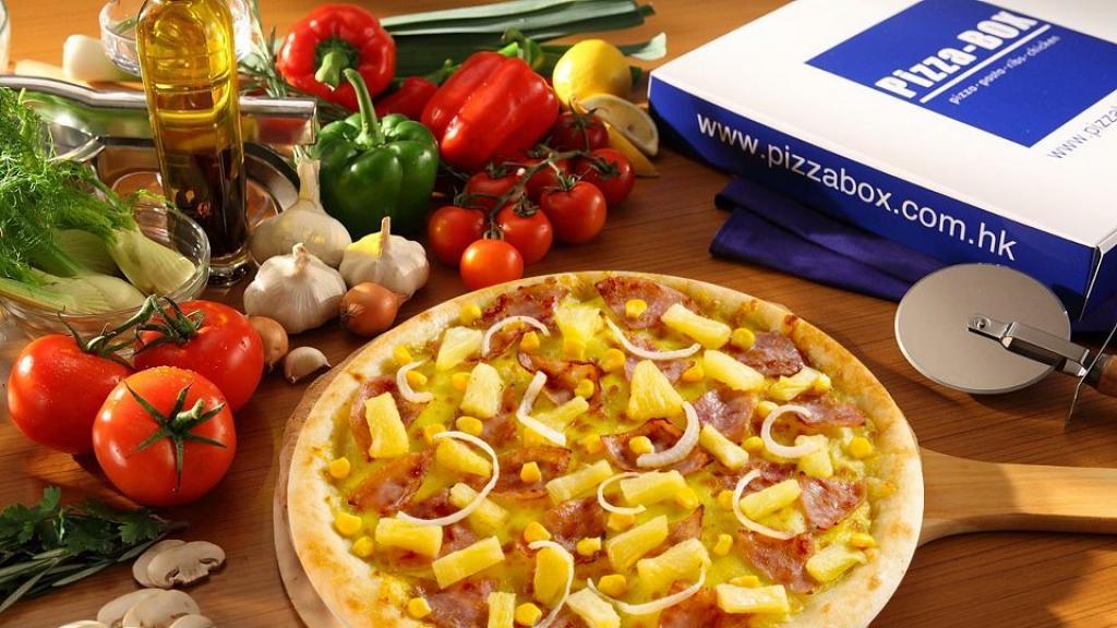 Pizza-BOX網上外賣限定優惠 所有口味薄餅大批買一送一