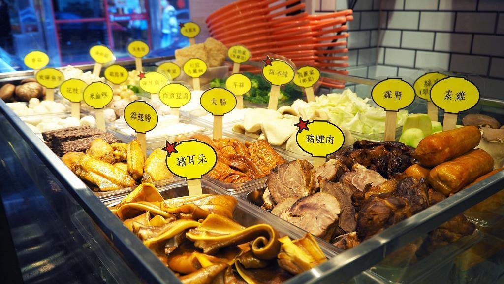 【銅鑼灣美食】台北夜市燈籠滷味登陸銅鑼灣 30款滷味/滷肉飯/鹽酥雞/九份芋圓