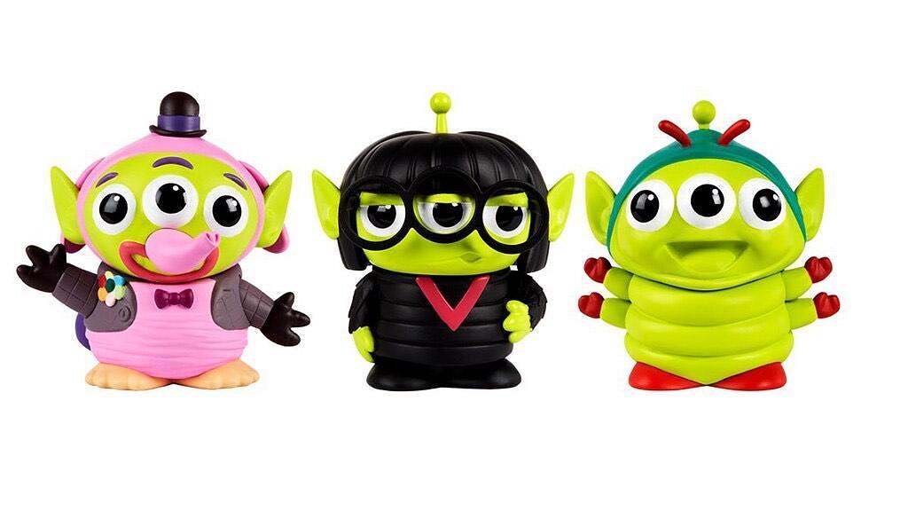 三眼仔變身迪士尼Pixar公仔下星期開售!Cosplay毛毛/巴斯光年/胡迪/阿躁