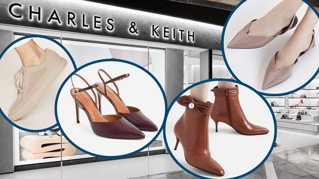 【網購優惠】Charles & Keith鞋款低至半價!精選20款$300以下跟鞋/平底鞋/靴