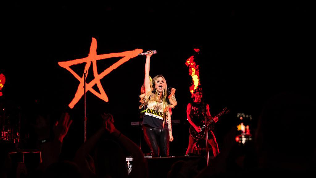【Avril Lavigne演唱會】巡唱受疫情影響落實改期 香港站順延至2021年2月舉行