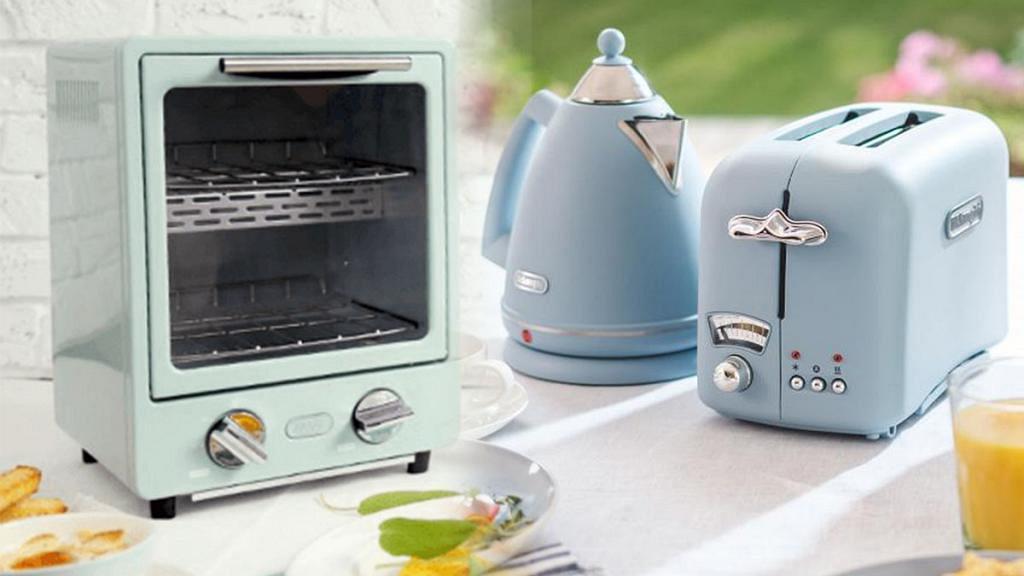 16款夢幻粉色系小型家電推介! 多士焗爐/多功能電熱鍋/雪櫃/咖啡機