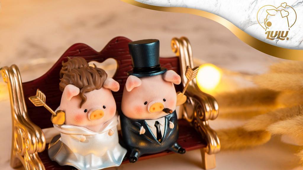 【九龍塘好去處】罐頭豬LULU期間限定展覽 希臘丘比特造型影相位/模型優惠發售
