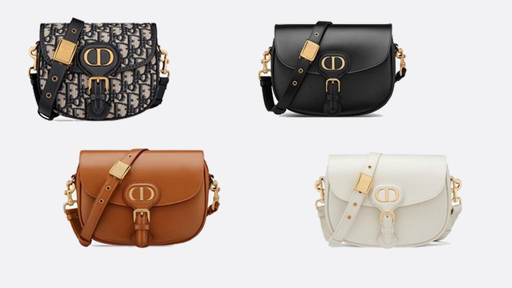 【名牌手袋】Dior新手袋Bobby Bag登場!秀智/李聖經/倪晨曦人氣熱捧