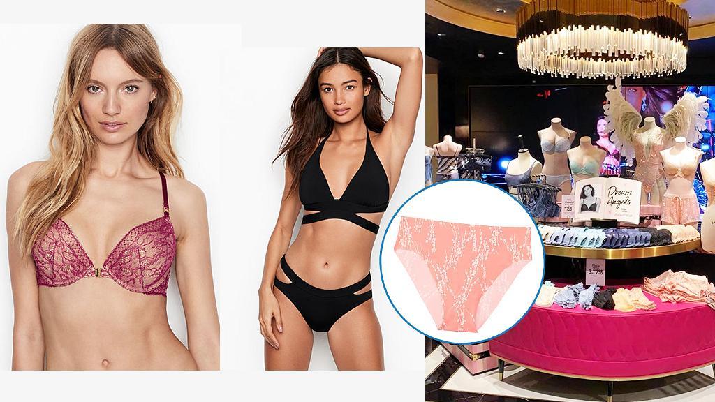【減價優惠】Victoria's Secret減價低至4折 內衣/睡衣/泳衣$37.5起