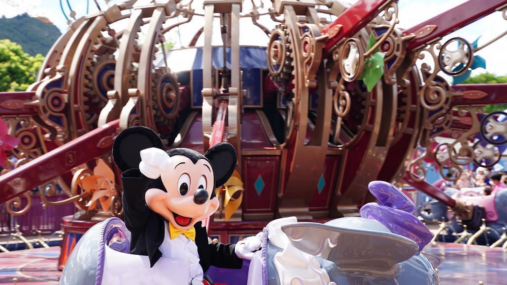 【迪士尼樂園】香港迪士尼樂園正式重開 率先睇新城堡/卡通精品/美食/門票優惠