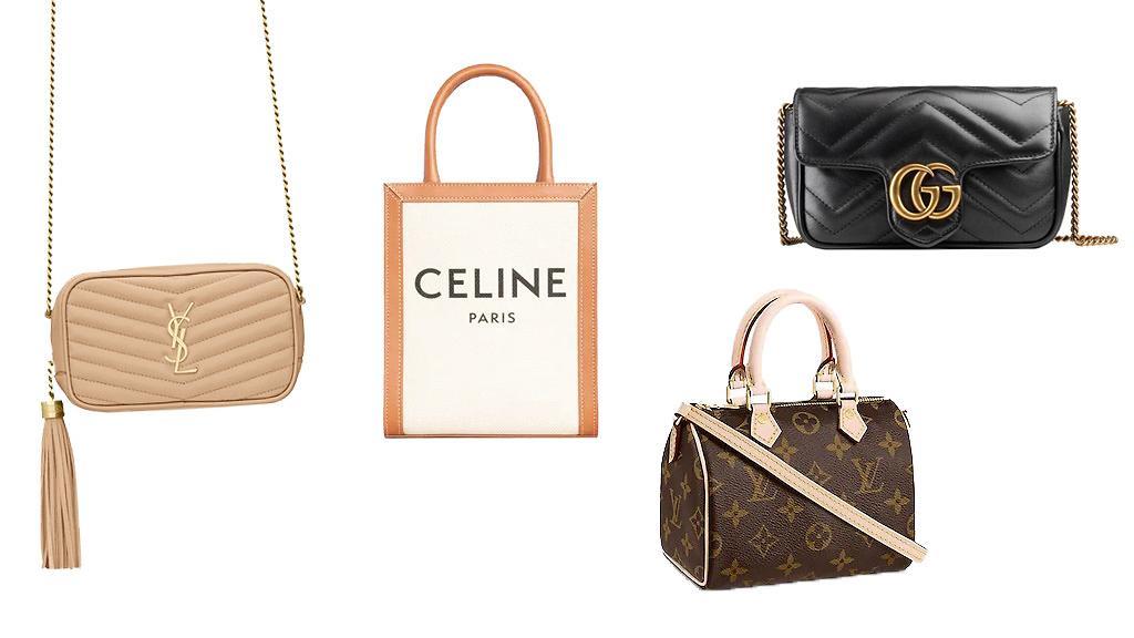 【名牌手袋】$10000以下名牌手袋入門推介 CELINE/LV/Gucci/YSL/LOEWE/Chloé