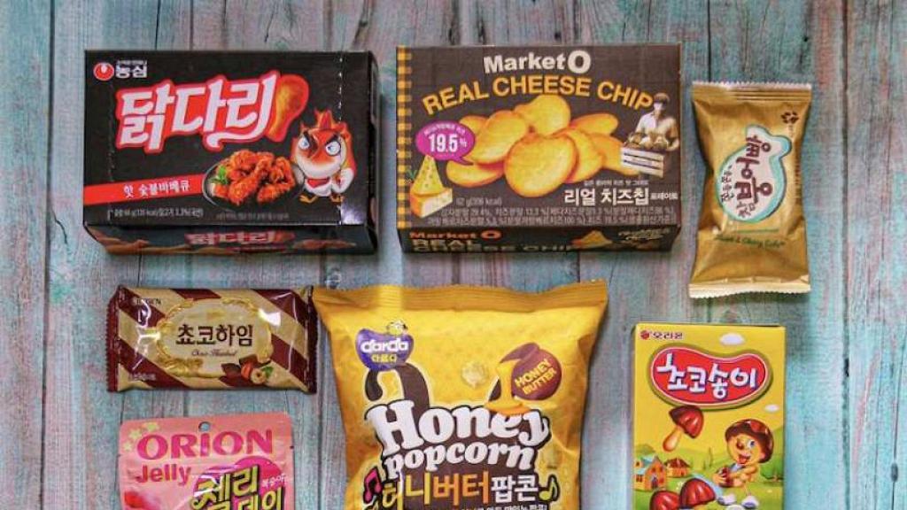 網購5大零食/美妝福袋直送上門!一袋裝滿日本/韓國/台灣/泰國人氣零食