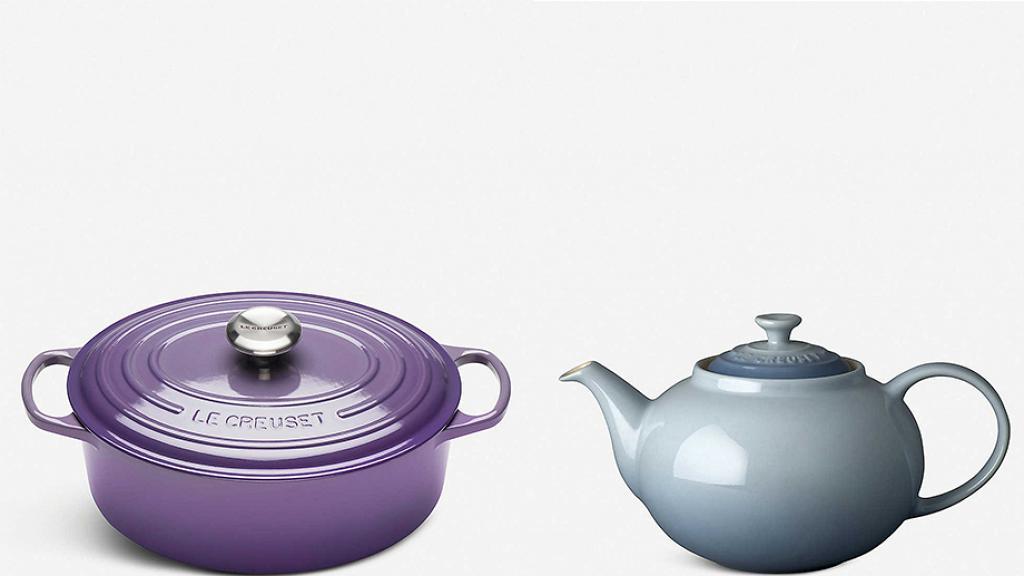 【網購優惠】Le Creuset網購限時優惠!陶瓷廚具/鑄鐵鍋/燒烤盤/杯碟$60起