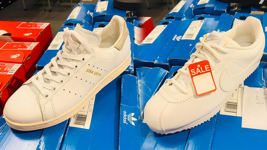 【開倉優惠】尖沙咀波鞋/運動用品開倉$50起 Adidas/Nike/Vans/Casablanca床品