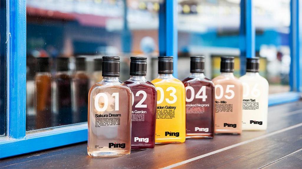 【網購優惠】香港製造6款瓶裝雞尾酒登場!櫻花/美祿/檸檬撻口味 網購送貨優惠