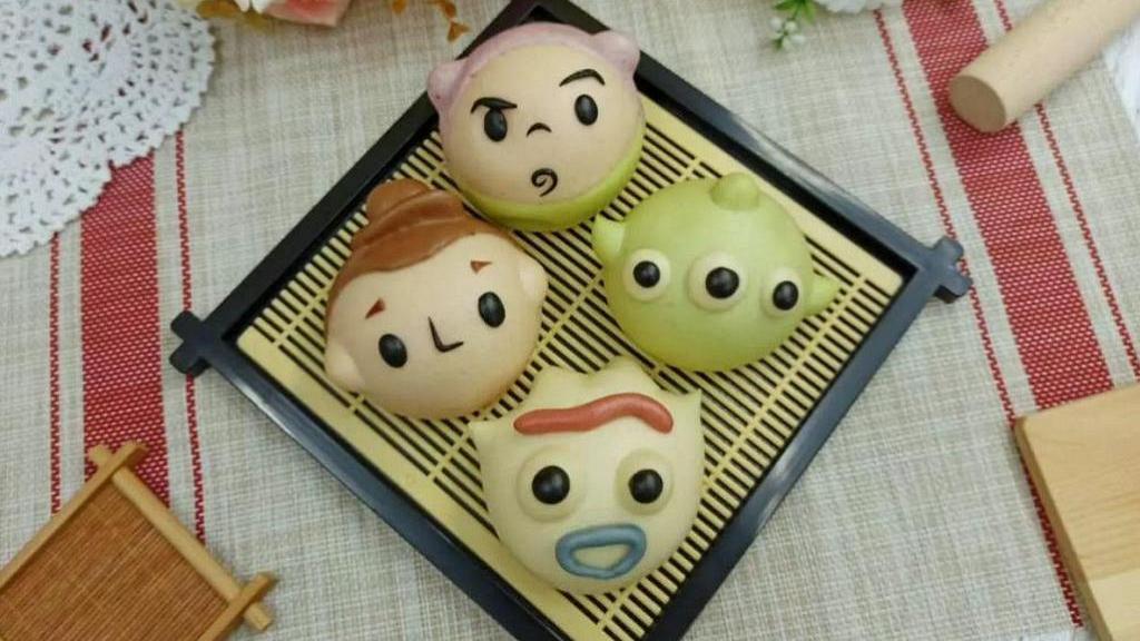 荔枝角卡通點心DIY烘焙工作坊!自製健康版反斗奇兵+角落生物饅頭