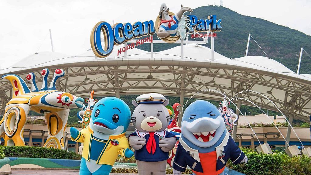 【海洋公園】海洋公園最新港人門票優惠!無限次入場證只需$498/日間入場門票65折