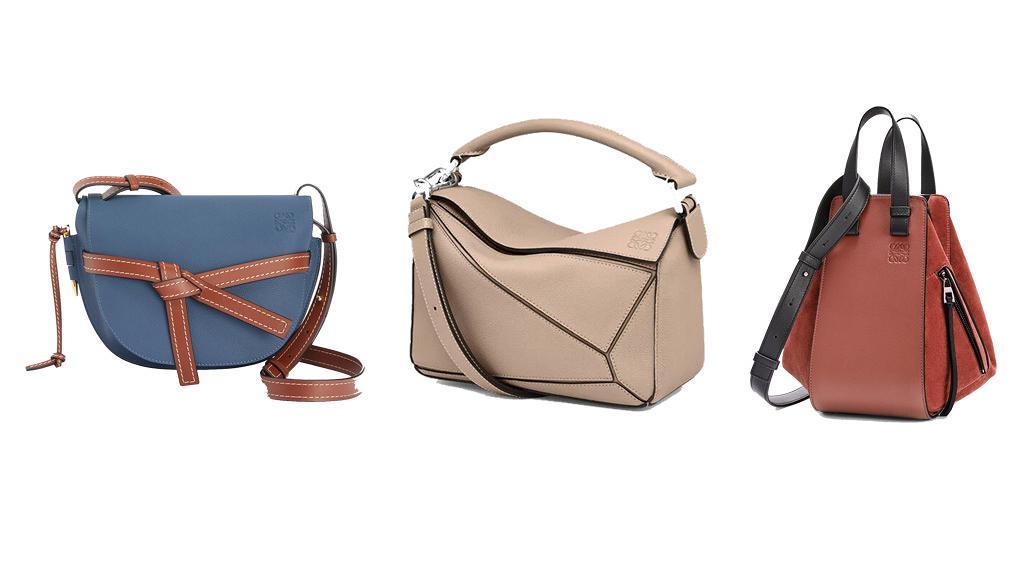 【名牌手袋】LOEWE入門必買手袋推介 多種揹法/超大容量、上班/出街都適用