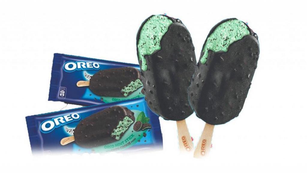 全新OREO薄荷味脆皮雪糕批登場 便利店10月中即將有售!