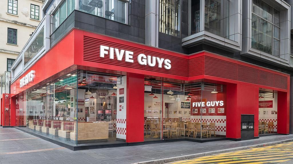 【觀塘美食】美國人氣漢堡店Five Guys 香港第5分店有望進駐觀塘