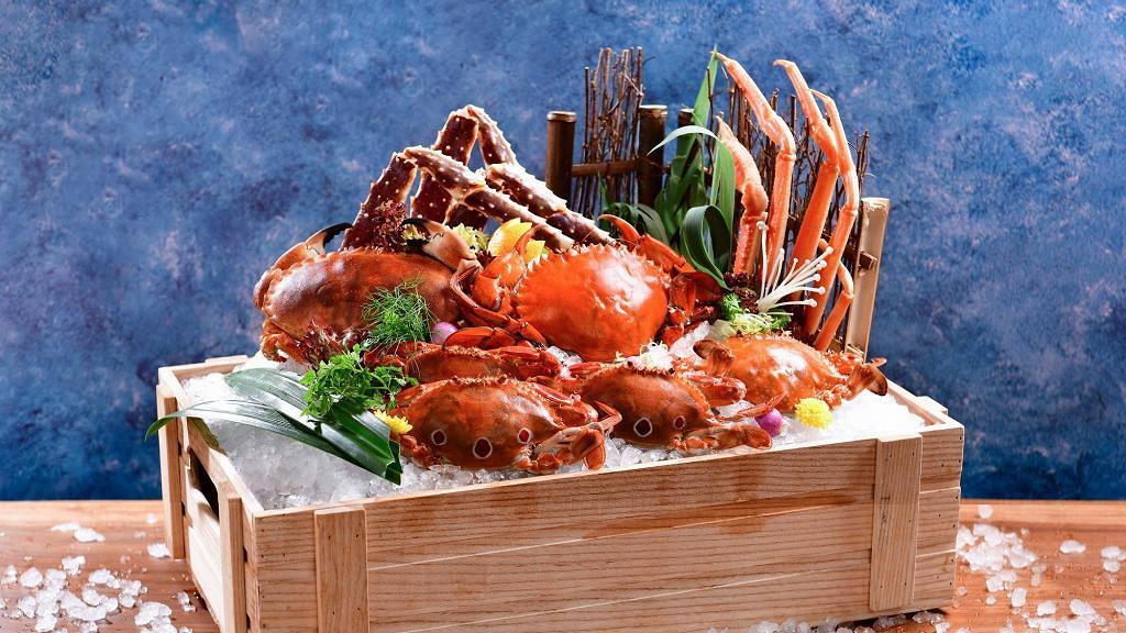 【自助餐優惠2020】5大酒店蟹主題自助餐 Eaton HK逸東/朗廷/香港萬豪/城景國際