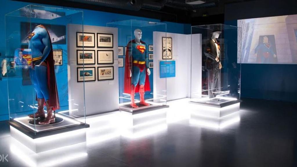 【九龍灣好去處】DC超級英雄展覽香港站12月登場 早鳥門票優惠 展出漫畫原稿/原版蝙蝠車