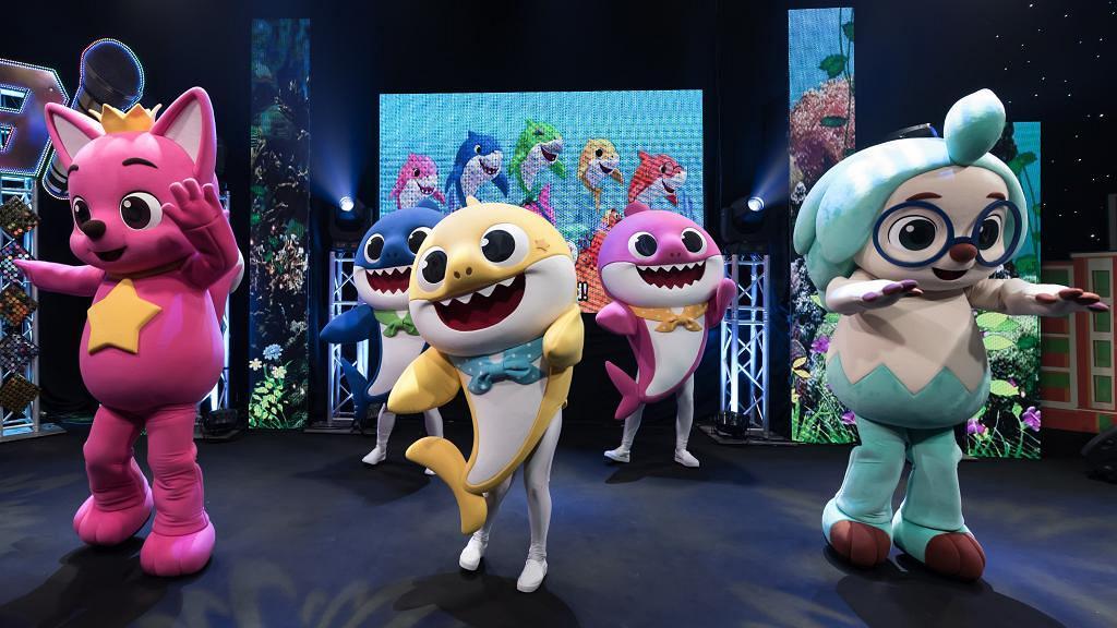 【九龍灣好去處】全球首個Baby Shark音樂劇6月香港開騷!門票優惠/表演鯊魚家族冒險故事