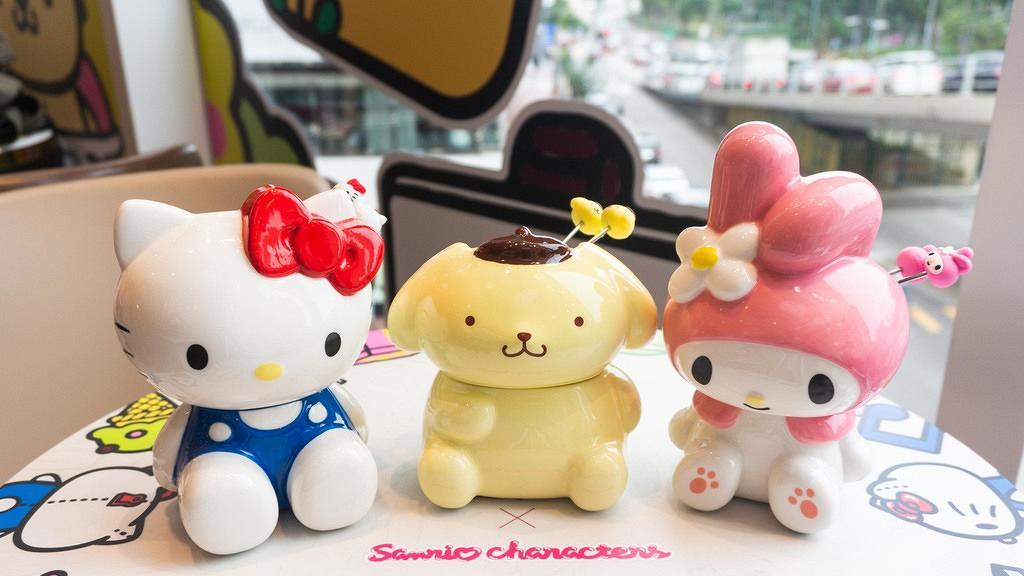 Häagen-Dazs聯乘Sanrio推出雪糕火鍋 Hello Kitty/布甸狗/Melody造型火鍋爐+冰袋