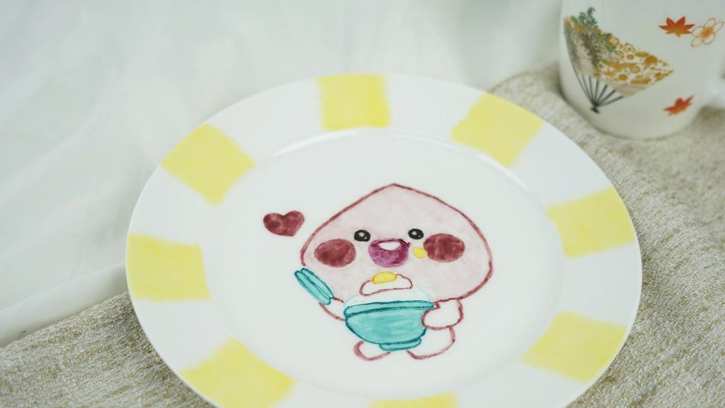 【尖沙咀好去處】日本瓷器藝術DIY工作坊 親手自製獨特風格杯/碟/碗