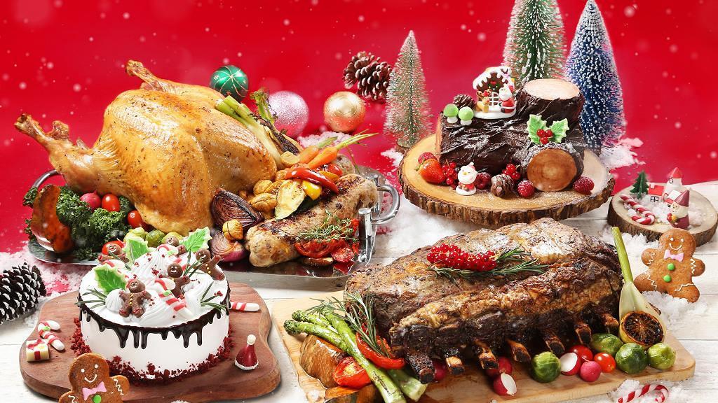 【聖誕自助餐2020】沙田帝都酒店聖誕海鮮自助晚餐8折早鳥優惠 任食燒火雞/生蠔海鮮/聖誕蛋糕