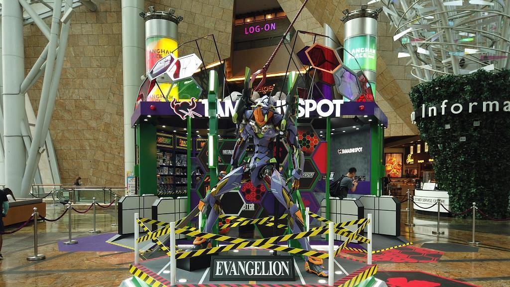 【聖誕好去處2020】《新世紀福音戰士》展覽登陸旺角朗豪坊!鬼滅之刃/One Piece模型展同步登場