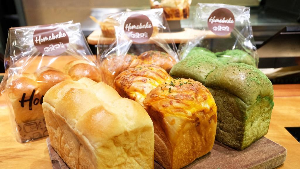 【中環美食】中環新開手工烘焙麵包店Homebake 首創低溫熟成吐司系列+1280層拿破崙蛋糕