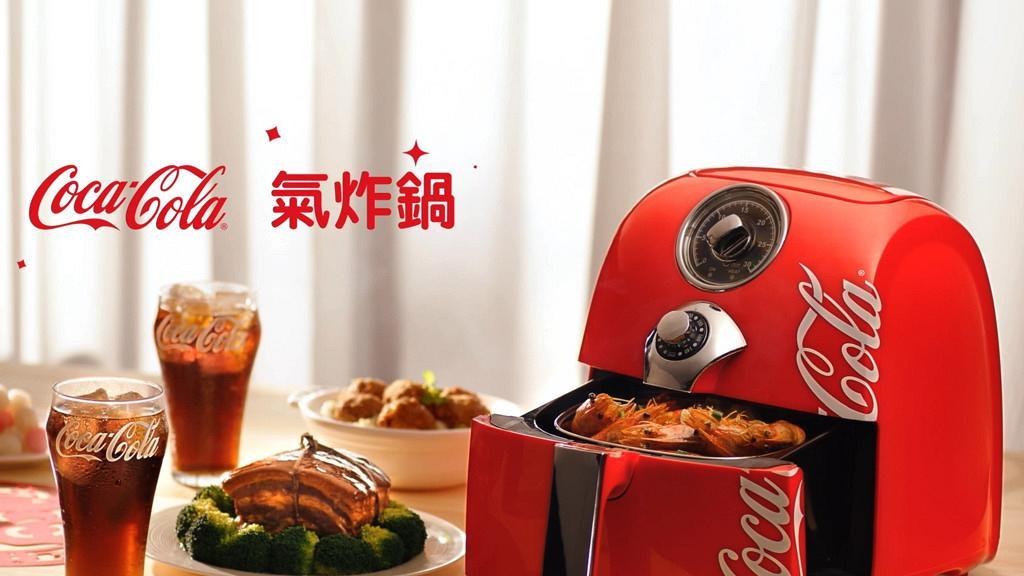 【聖誕禮物2020】可口可樂聖誕限量版廚具登場!Coca-Cola復古氣炸鍋/Le Creuset廚具/即抽即獎
