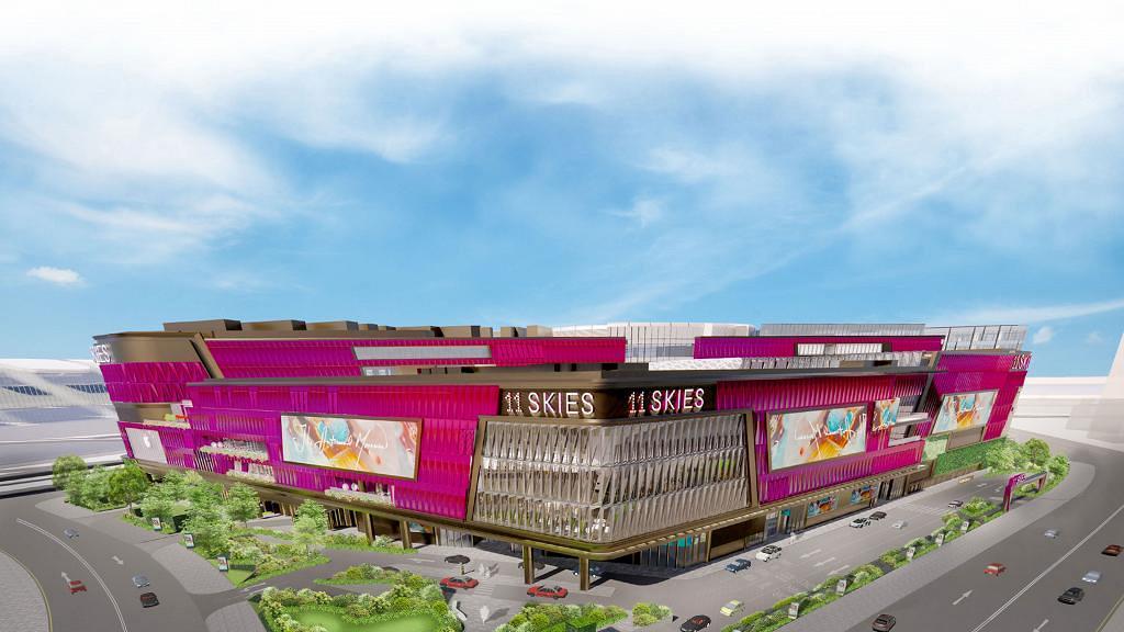 266萬呎全港最大新商場11 SKIES 逾800店舖/小型賽車場/親子樂園