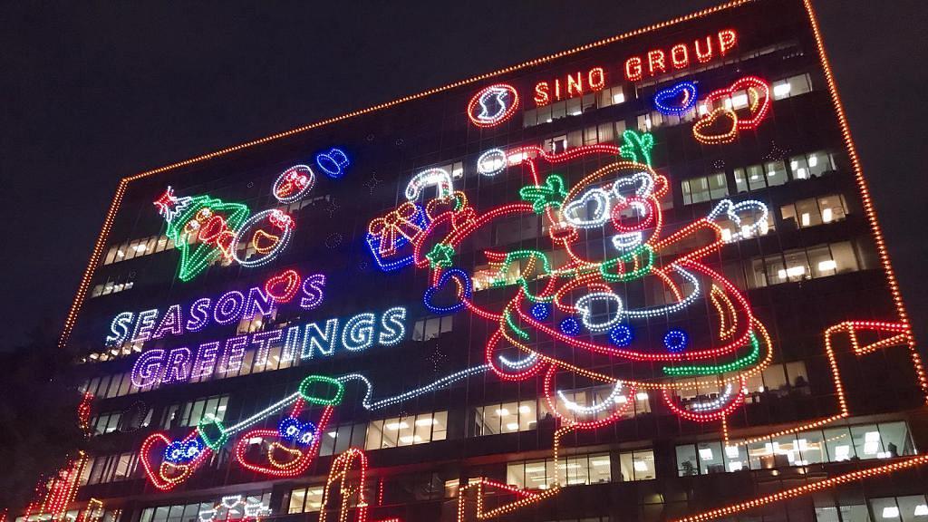 【尖沙咀好去處】香港開蓬巴士聖誕燈飾夜遊優惠 $170觀光巴士上睇燈飾夜景/包酒店日本料理晚餐