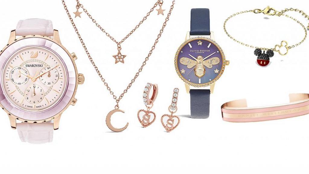 【情人節禮物2021】6大女朋友最想收到首飾/手錶品牌推介!Agnès B/Swarovski/MaBelle/DW