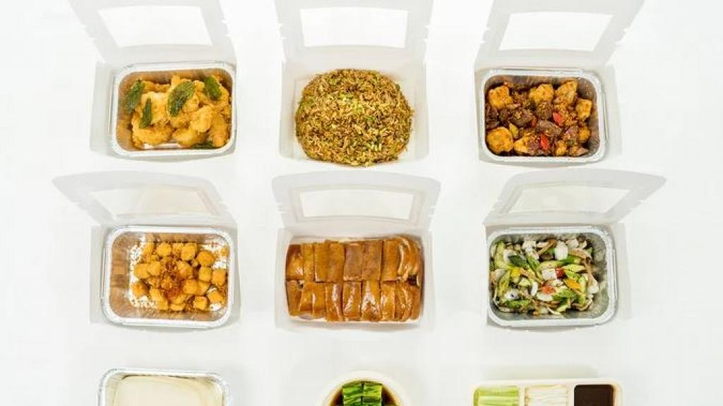 米芝蓮星級餐廳都爹利會館推北京片皮鴨外賣 免運費送上門 兩食北京片皮鴨/黃金蝦球/安格斯牛粒