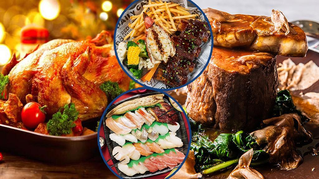 【聖誕到會2020】精選15大情侶聖誕晚餐外賣推介 牛扒龍蝦西餐/牛大人火鍋/牛角燒肉/壽司郎壽司