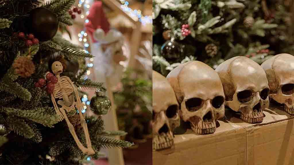 【聖誕好去處2020】銅鑼灣靈異聖誕市集登場!靈聖主題/巫術魔法有趣商品/聖誕影相位/限定小食