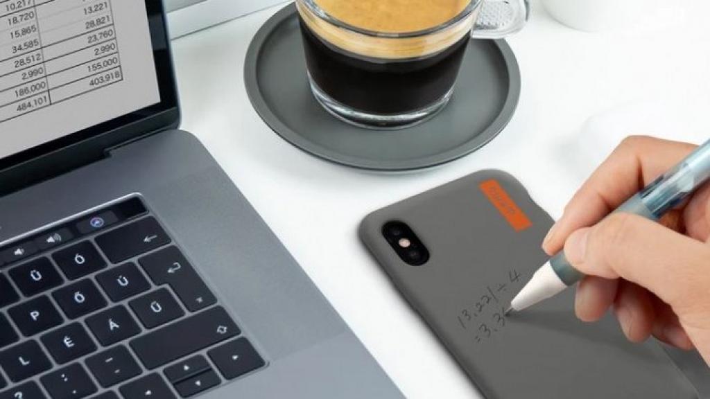 【網購優惠】日本WEMO「即寫即擦」手機殼限時優惠!網購直送香港 原子筆隨時寫字/畫圖/寫事