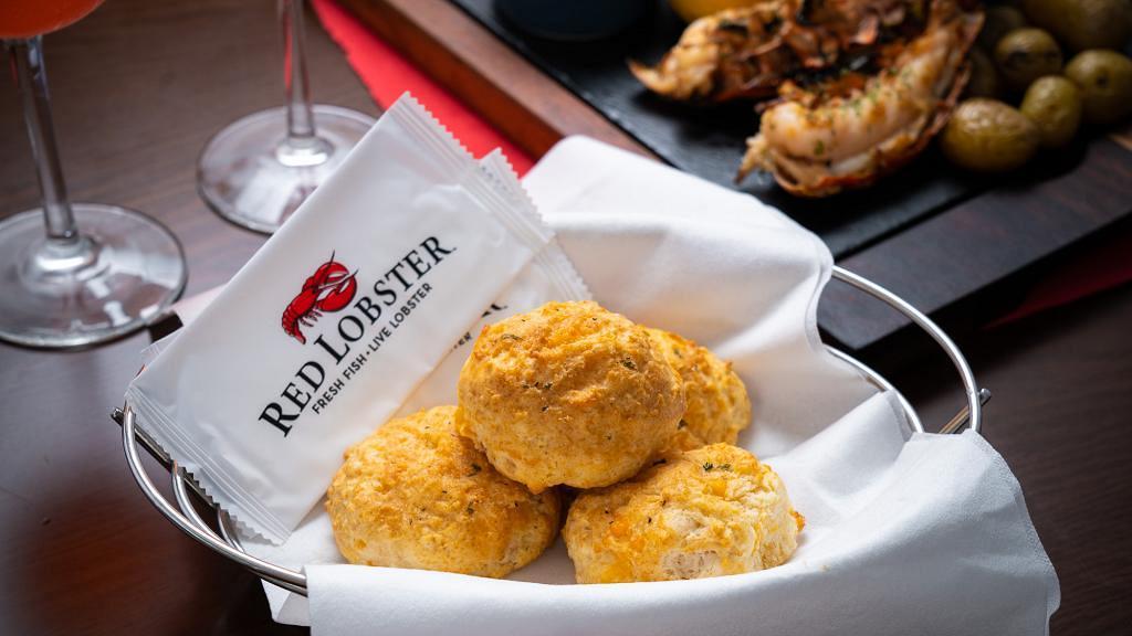 【情人節餐廳2021】Red Lobster推限定情人節套餐 任食車打芝士鬆餅!龍蝦手工薄餅/美式蒸龍蝦