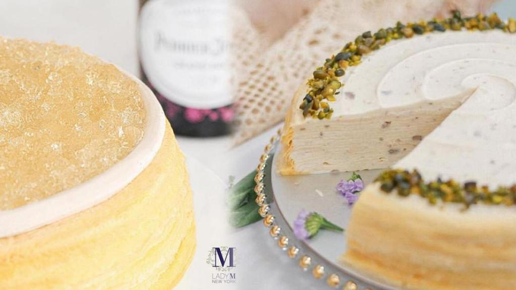 Lady M推出2021年度新口味千層蛋糕  全新香檳千層蛋糕首次登場!