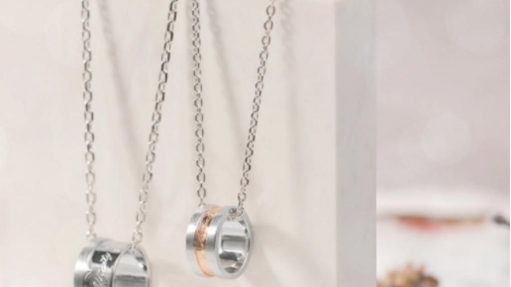 【情人節禮物2021】MaBelle首飾限時網購優惠 純銀情侶頸鏈/鑽石吊墜/珍珠耳環$800起
