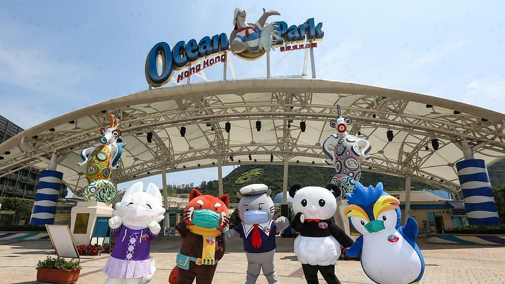 【海洋公園優惠2021】海洋公園宣佈重開 港人限定門票優惠!成人入場$320再送$100現金劵+咖啡劵