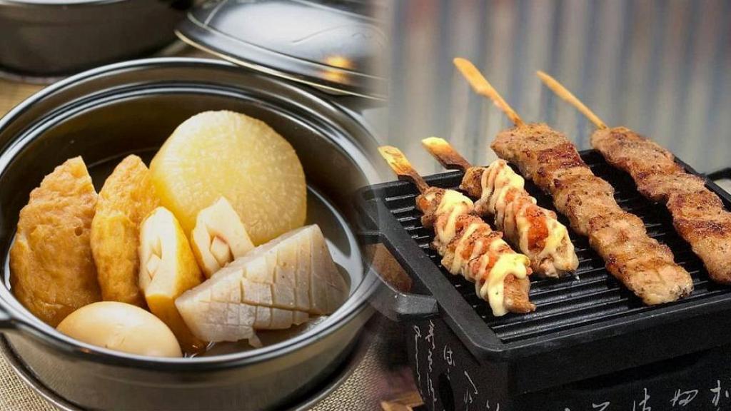 【旺角美食】東京大眾酒場全新$178日式放題 2小時任食和風美食/關東煮/日式串燒/海鮮料理