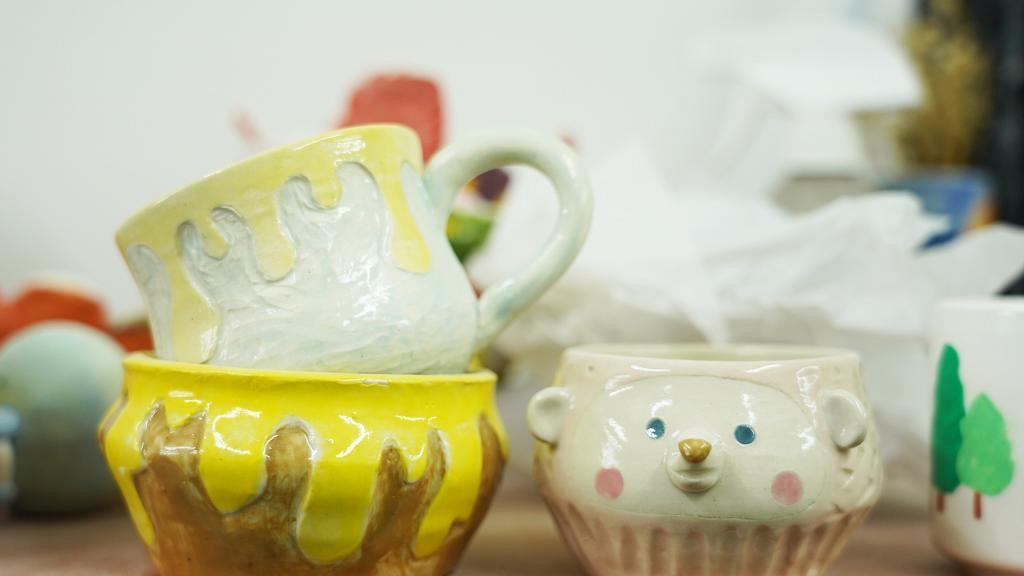 【葵芳好去處】葵芳陶藝體驗工作坊 DIY拉坯陶瓷自製獨一無二陶瓷器皿