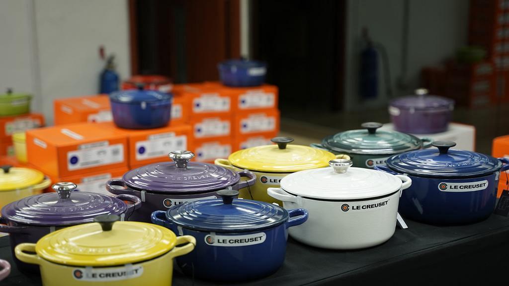 【開倉優惠】Le Creuset廚具中環開倉低至3折 鑄鐵鍋$1000有找!燒烤盤/餐具$90起