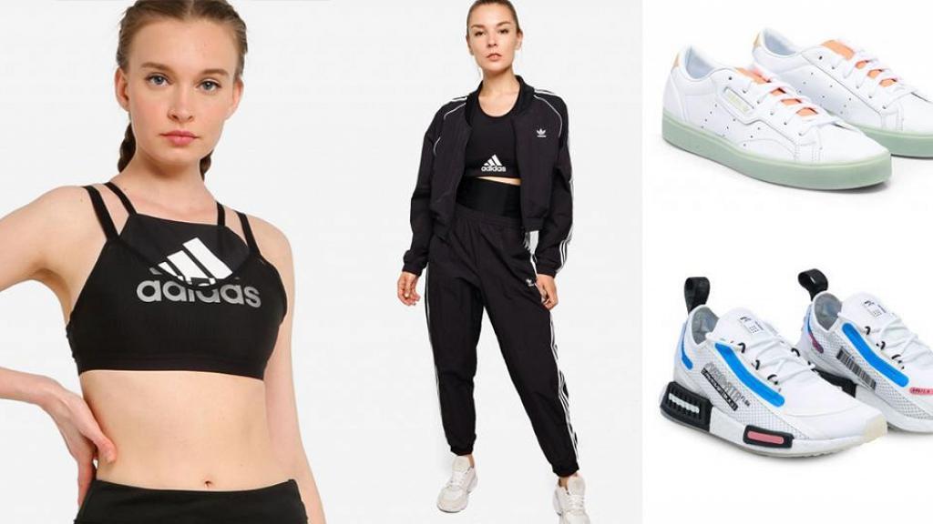 【網購優惠】Adidas網購減價低至4折!精選10款波鞋/運動服裝$147起