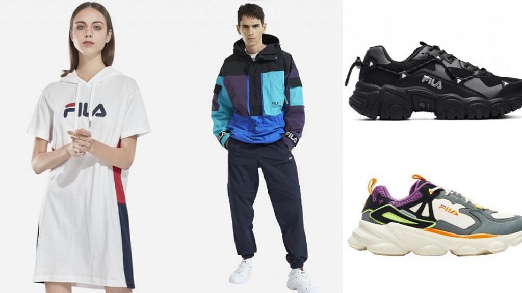 【網購優惠】FILA網購減價低至6折!波鞋/運動服裝/袋買2件或以上額外9折